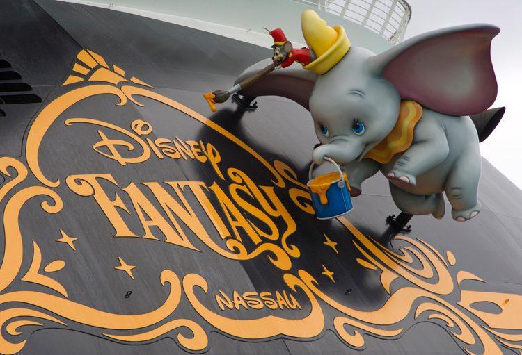 Disney Fantasy retomará cruzeiros de 7 ou mais noites em outubro