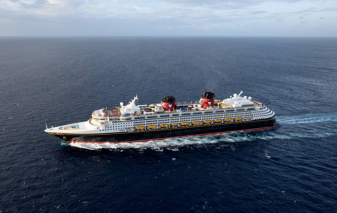 Disney marca retorno do navio Disney Wonder