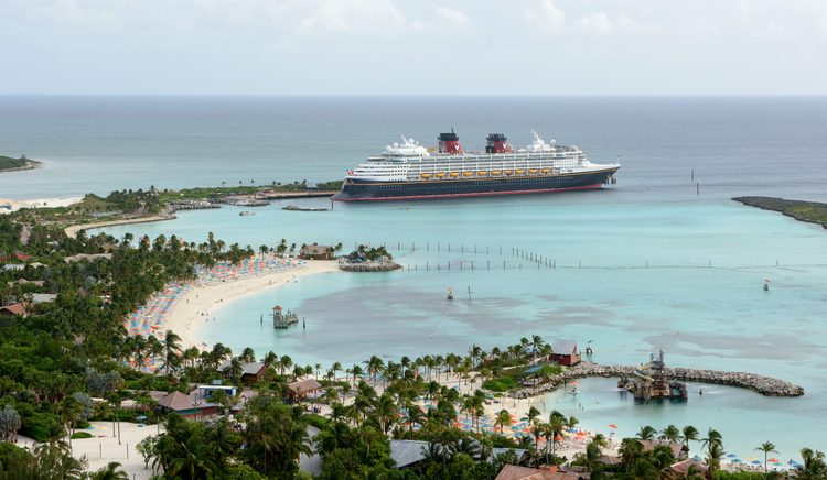 Disney oferece crédito por mudanças de itinerários do Disney Wonder