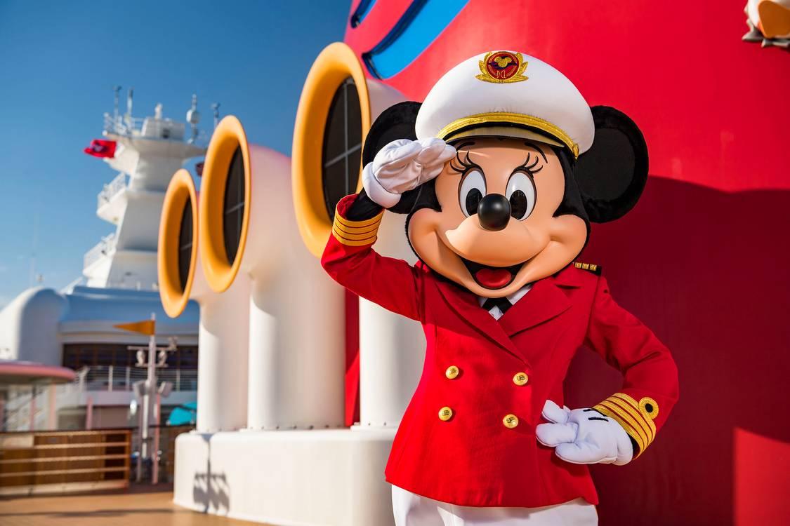 Disney Cruise Line atualiza política de cancelamento