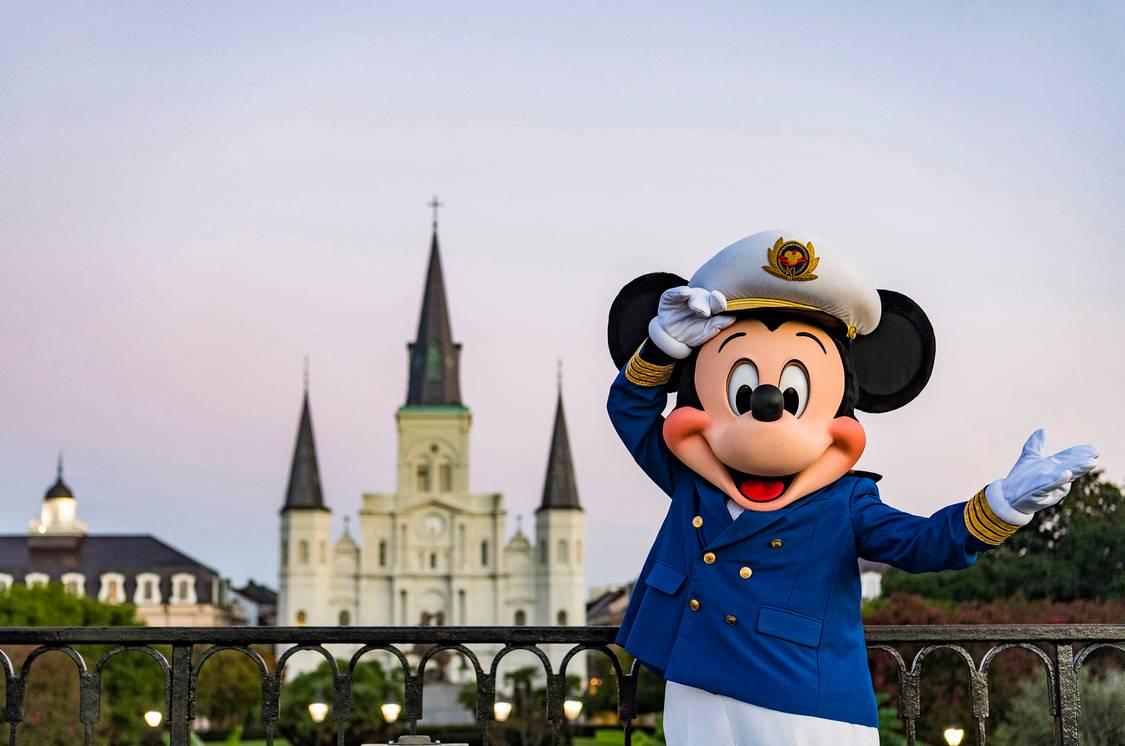 Disney Cruise Line marca cruzeiros de simulação