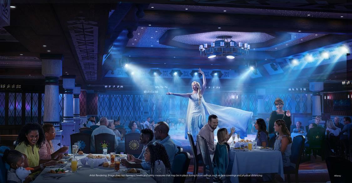 Disney Cruise Line começa audições para o Disney Wish